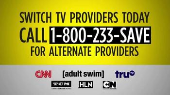 TBS TV Spot, 'Dropped Networks' - Thumbnail 9