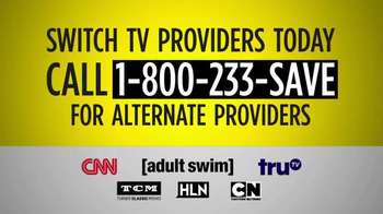 TBS TV Spot, 'Dropped Networks' - Thumbnail 8