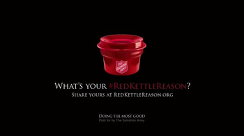 The Salvation Army TV Spot, 'Red Kettle Reason: Feeling Good' - Thumbnail 6