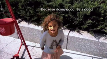 The Salvation Army TV Spot, 'Red Kettle Reason: Feeling Good' - Thumbnail 4