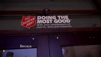 The Salvation Army TV Spot, 'Red Kettle Reason: Everyone's Welcome' - Thumbnail 5