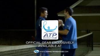 Tennis Warehouse ATP World Tour Gear TV Spot, '2014 ATP Finals' - Thumbnail 8
