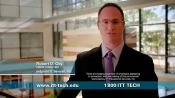 ITT Technical Institute TV Spot, 'Netpoint IT Services'