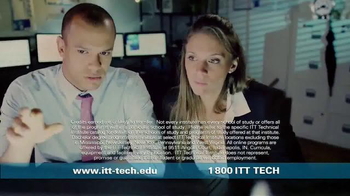 ITT Technical Institute TV Spot, 'Netpoint IT Services' - Thumbnail 4