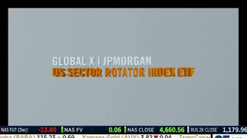 Global X Funds SCTO TV Spot, 'Navigate the Markets' - Thumbnail 1