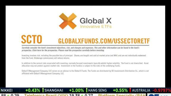 Global X Funds SCTO TV Spot, 'Navigate the Markets' - Thumbnail 10
