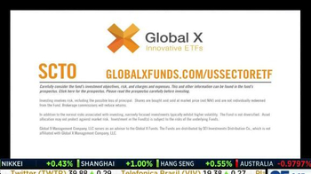 Global X Funds SCTO TV Spot, 'Navigate the Markets' - Thumbnail 9