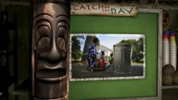 Razor Crazy Cart TV Spot, 'Catch of the Day' - Thumbnail 5