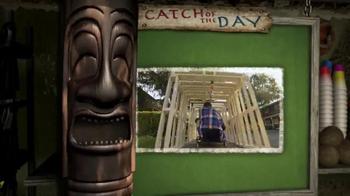 Razor Crazy Cart TV Spot, 'Catch of the Day' - Thumbnail 7