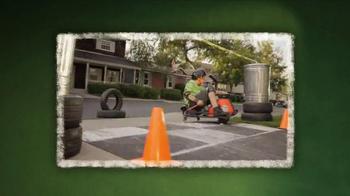 Razor Crazy Cart TV Spot, 'Catch of the Day' - Thumbnail 9
