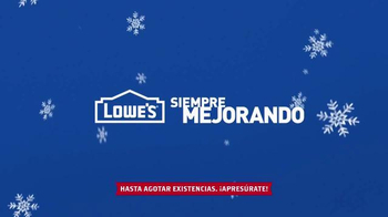 Lowe's Ofertas de Black Friday TV Spot, 'Siete Días de Ofertas' [Spanish] - Thumbnail 6