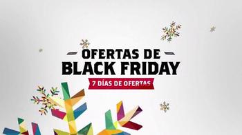 Lowe's Ofertas de Black Friday TV Spot, 'Siete Días de Ofertas' [Spanish] - Thumbnail 1