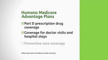 Humana Medicare Advantage Plan TV Spot, 'An Important Choice to Make' - Thumbnail 3