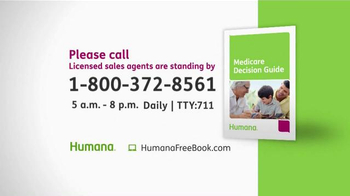 Humana Medicare Advantage Plan TV Spot, 'An Important Choice to Make' - Thumbnail 5