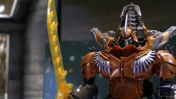 Transformers Stomp & Chomp Grimlock TV Spot, 'Disney XD: What's Up' - Thumbnail 5
