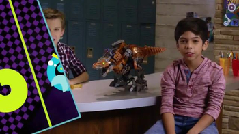 Transformers Stomp & Chomp Grimlock TV Spot, 'Disney XD: What's Up' - Thumbnail 7