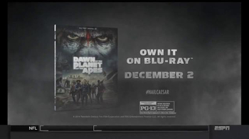 Dawn of the Planet of the Apes Digital HD TV Spot, 'Be the First' - Thumbnail 10