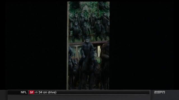 Dawn of the Planet of the Apes Digital HD TV Spot, 'Be the First' - Thumbnail 4