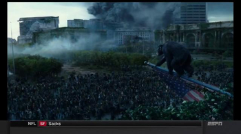 Dawn of the Planet of the Apes Digital HD TV Spot, 'Be the First' - Thumbnail 7