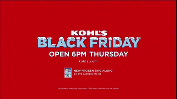 Kohl's Disney TV Spot, 'Kelly & Katherine' - Thumbnail 10