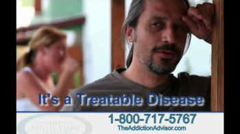 The Addiction Advisor TV Spot, 'We Can Help' - Thumbnail 1