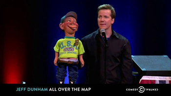 Jeff Dunham: All Over the Map Blu-ray, DVD and Download TV Spot - Thumbnail 1