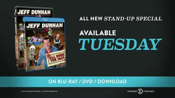 Jeff Dunham: All Over the Map Blu-ray, DVD and Download TV Spot - Thumbnail 6