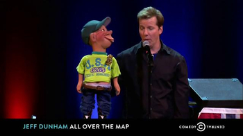 Jeff Dunham: All Over the Map Blu-ray, DVD and Download TV Spot - Thumbnail 2