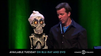 Jeff Dunham: All Over the Map Blu-ray, DVD and Download TV Spot - Thumbnail 5