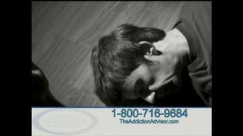The Addiction Advisor TV Spot, 'Insurance May Cover' - Thumbnail 1