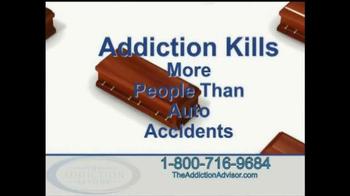 The Addiction Advisor TV Spot, 'Insurance May Cover' - Thumbnail 2