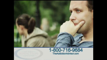 The Addiction Advisor TV Spot, 'Insurance May Cover' - Thumbnail 3
