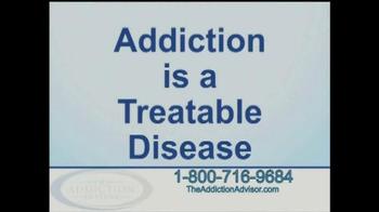 The Addiction Advisor TV Spot, 'Insurance May Cover' - Thumbnail 5