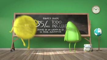 Cricket Wireless TV Spot, 'Pizarra' [Spanish] - Thumbnail 6