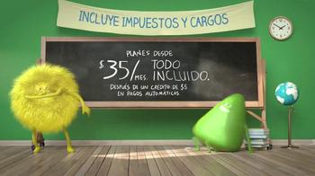 Cricket Wireless TV Spot, 'Pizarra' [Spanish] - Thumbnail 8