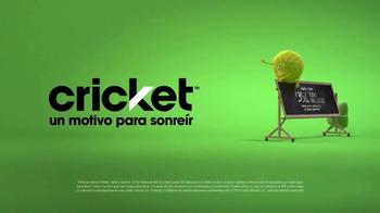 Cricket Wireless TV Spot, 'Pizarra' [Spanish] - Thumbnail 9