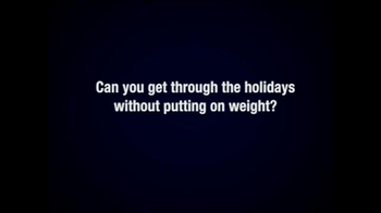 Lipozene TV Spot, 'Lose Weight Over the Holidays' - Thumbnail 1