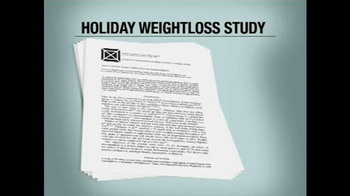 Lipozene TV Spot, 'Lose Weight Over the Holidays' - Thumbnail 2