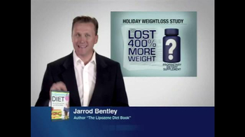 Lipozene TV Spot, 'Lose Weight Over the Holidays' - Thumbnail 3