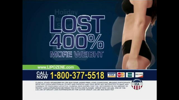 Lipozene TV Spot, 'Lose Weight Over the Holidays' - Thumbnail 7