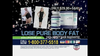 Lipozene TV Spot, 'Lose Weight Over the Holidays' - Thumbnail 8