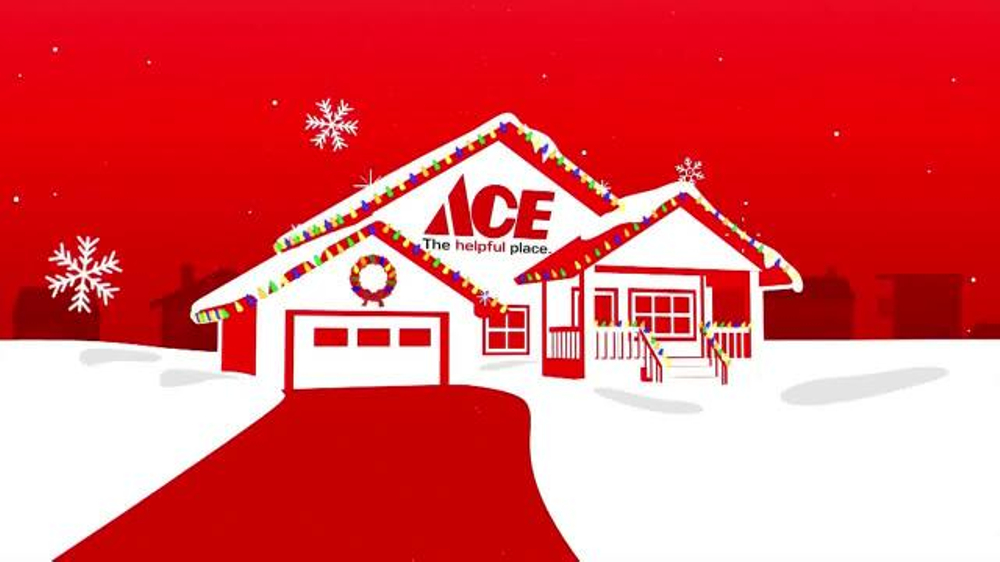 Ace Hardware Tv Commercial Christmas Lights Ispot Tv
