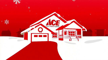 ACE Hardware TV Spot, 'Christmas Lights' - Thumbnail 2