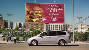 Wendy's Bacon Portabella Melt on Brioche TV Spot, 'Cartel' [Spanish] - 253 commercial airings