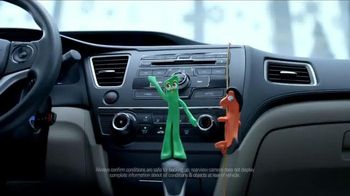 Happy Honda Days Sales Event TV Spot, 'Gumby (Feat. Pokey)' - 397 commercial airings