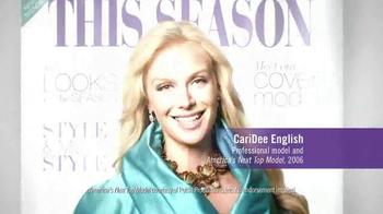 Stelara TV Spot, 'Seasons' Featuring CariDee English - Thumbnail 1