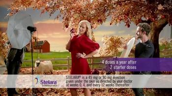 Stelara TV Spot, 'Seasons' Featuring CariDee English - Thumbnail 3