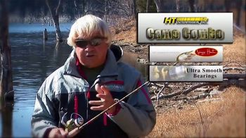 Jimmy Houston Camo Combo Rods TV Spot, 'Premier Rods' - 278 commercial airings
