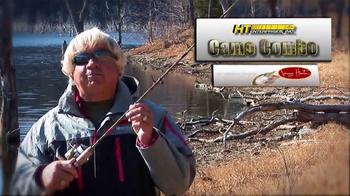 Jimmy Houston Camo Combo Rods TV Spot, 'Premier Rods' - Thumbnail 2