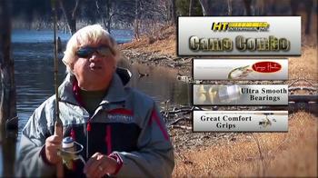 Jimmy Houston Camo Combo Rods TV Spot, 'Premier Rods' - Thumbnail 4